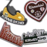 Kirmeskind Pins